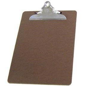 "Basic Clipboard - 12"" x 9"" - Ohio Fitness Garage - Olympia -Basic Clipboards Equipment"