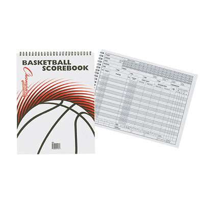Basketball Scorebook - Champion Sports
