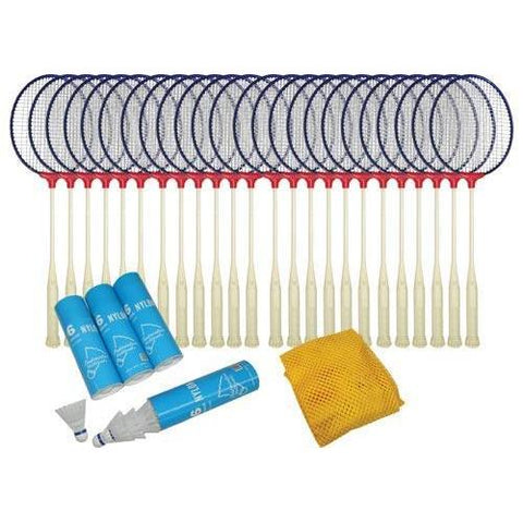 Break Resistant Badminton Racquets - Class Pack - Ohio Fitness Garage - Olympia -Badminton Sets & Kits Equipment