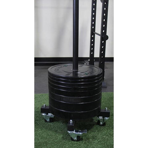 Bumper Plate Stack - Strencor - Ohio Fitness Garage - Strencor -sports Equipment