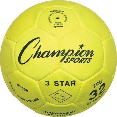 Champion Sports - Indoor Soccer Ball - Size 4