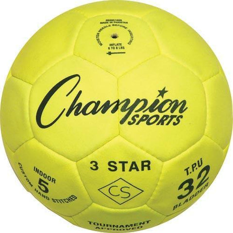 Champion Sports - Indoor Soccer Ball - Size 5