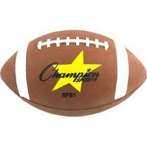 Champion Sports Rubber Football - Official