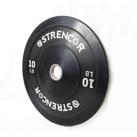Coaches Color Bumper Plates - (Pair) - Strencor - Ohio Fitness Garage - Strencor -Olympic Weight Plates Equipment