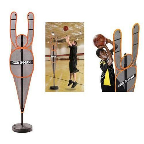 D-Man - Ohio Fitness Garage - Olympia -Misc. Basketball Training Aids Equipment
