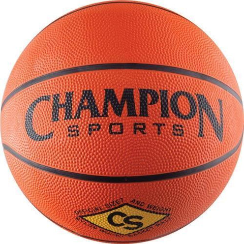 Deluxe Rubber Basketball - Official - Ohio Fitness Garage - Olympia -Rubber Basketballs Equipment