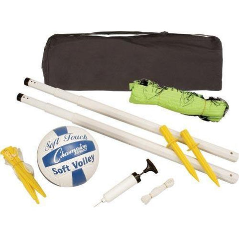 Deluxe Volleyball Set - Ohio Fitness Garage - Olympia -Volleyball Sets Equipment