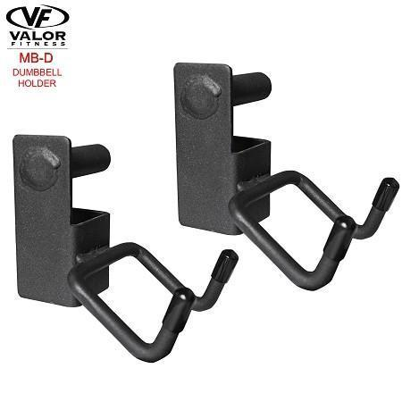 "Dumbbell Holder Accessory Set for BD-11, BD-20 and BD-41 (2.5"" tubing) - Valor Fitness - Ohio Fitness Garage - Valor Fitness - Equipment"