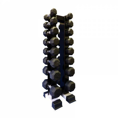 Dumbbell Upright Rack- For 8 Pairs - Ader Fitness