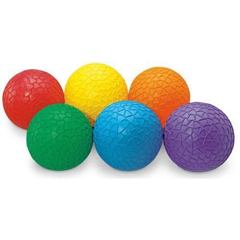 "Easy Grip Balls - 6"" (Set/6) - Ohio Fitness Garage - Olympia -Misc. Fun Balls Equipment"