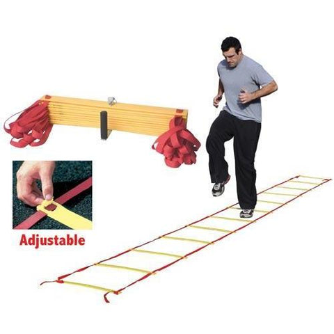 Economy Agility Ladder - Ohio Fitness Garage - Olympia -Agility Ladders Equipment
