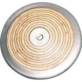Economy Wooden Discus - 1.0K - Ohio Fitness Garage - Olympia -Discus Equipment