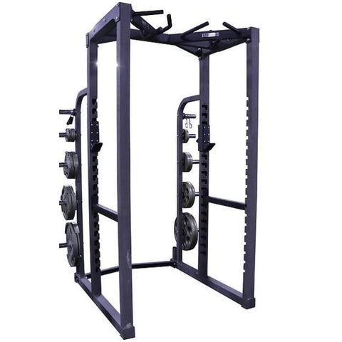 Elite Full Power Rack - Squat Stand - Strencor - Ohio Fitness Garage - Strencor -Sports Equipment