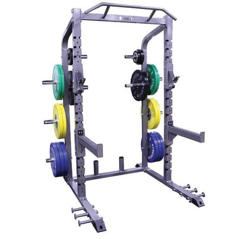ELITE Half Rack - Squat Stand - Strencor - Ohio Fitness Garage - Strencor -Sports Equipment
