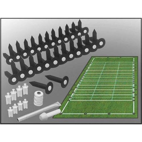 Entire Football Field Lining Set - Ohio Fitness Garage - Olympia -Lining Packages Equipment