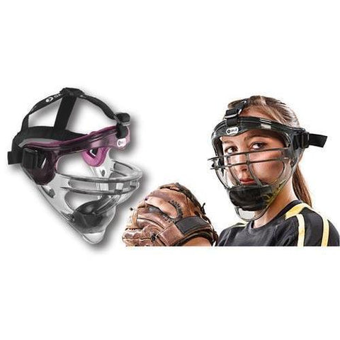 Fielding Face Mask - Youth Size - Ohio Fitness Garage - Olympia -Masks Equipment