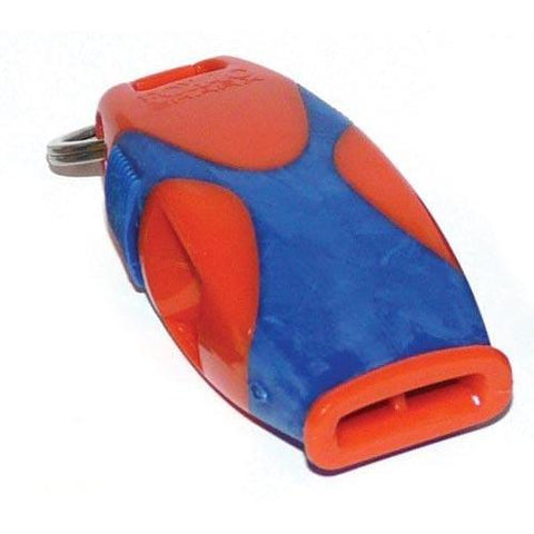 Fox 40 Sharx Whistle - Orange/Blue - Ohio Fitness Garage - Olympia -Fox Sharx Official's Whistles Equipment