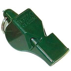 Fox Classic Whistle - Green - Ohio Fitness Garage - Olympia -Fox Classic & Mini Officials Whistles Equipment