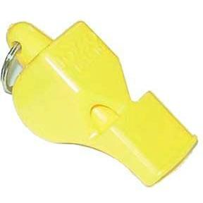 Fox Classic Whistle - Yellow - Ohio Fitness Garage - Olympia -Fox Classic & Mini Officials Whistles Equipment