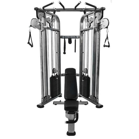 Functional Trainer - Strencor - Pin Selected - Gym Cable Crossover Machine - Ohio Fitness Garage - Strencor -sports Equipment