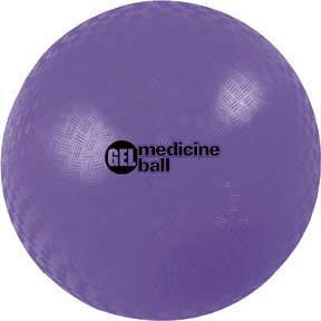 Gel Filled Medicine Ball - 11 lbs. - Ohio Fitness Garage - Olympia -Gel Filled Medicine Balls Equipment