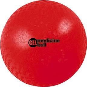Gel Filled Medicine Ball - 2 lbs. - Ohio Fitness Garage - Olympia -Gel Filled Medicine Balls Equipment