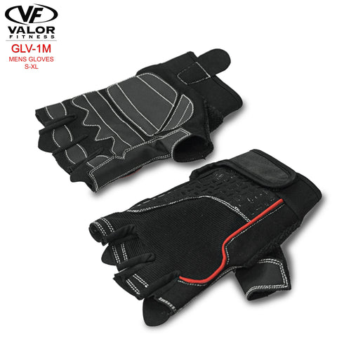 GLV-1M Mens Gloves - Valor Fitness - Ohio Fitness Garage - Valor Fitness - Equipment