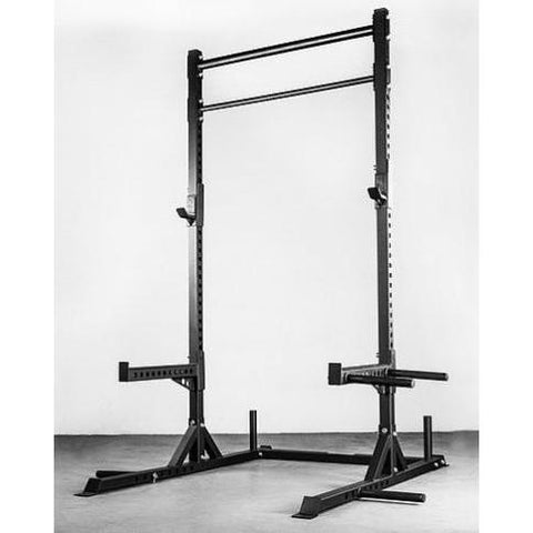 Guillotine Squat Rack - Pull up Bar Combo - Stencor - Ohio Fitness Garage - Strencor -sports Equipment