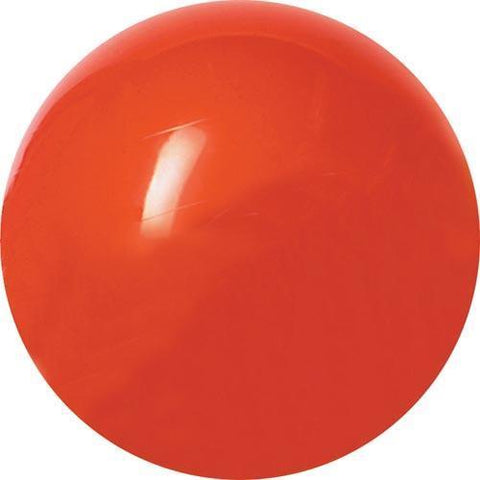 "Gymnic Classic Exercise Ball - 85cm/34"" Dia. (Red) - Ohio Fitness Garage - Olympia -Gymnic Classic Therapy Balls Equipment"