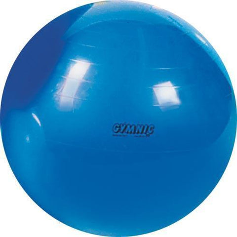 "Gymnic Classic Exercise Ball - 95cm/38"" Dia. (Blue)"