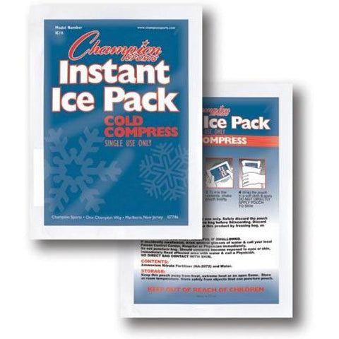 Instant Cold Compresses - Case of 16 - Ohio Fitness Garage - Olympia -Hot & Cold Packs & Ice Tape Equipment