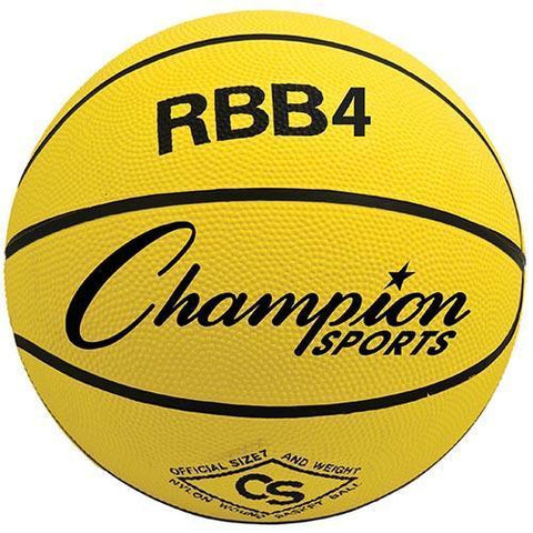 Inter. Olympia Basketball - Yellow