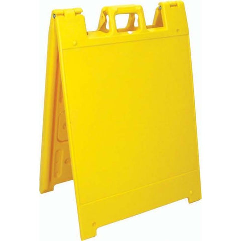 Jumbo Fold-Up Sign - Plain - Ohio Fitness Garage - Olympia -A-Frame Signs Equipment