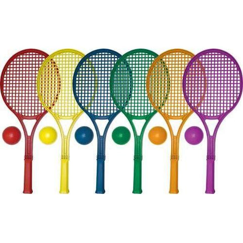 Junior Tennis Packs- 6 Pack - Ohio Fitness Garage - Olympia -Paddle/Racquet Value Packs Equipment