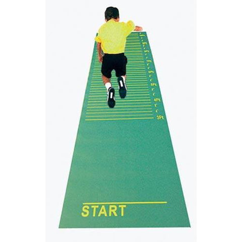 Long Jump Mat - Ohio Fitness Garage - Olympia -Misc. Fitness Assessment Equipment
