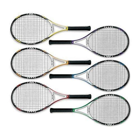 MAC-T Motion Partner Racquets (Set/6) - Ohio Fitness Garage - Olympia -Tennis Racquets Equipment