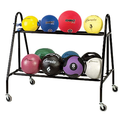 Medicine Ball Storage Cart - Champion Sports