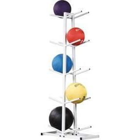 Medicine Ball Tree Rack - Double - Ohio Fitness Garage - Olympia -Medicine Ball Racks Equipment