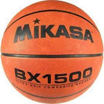 Mikasa BX1500 Official Basketball - Ohio Fitness Garage - Olympia -Composite Rubber Basketballs Equipment