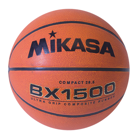 Mikasa BXC1500 Inter/Women's Basketball - Ohio Fitness Garage - Olympia -Composite Rubber Basketballs Equipment