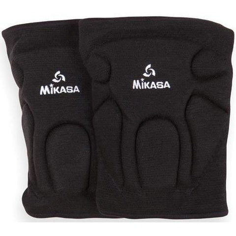 Mikasa Championship Knee Pads (Adult) - Black - Ohio Fitness Garage - Olympia -Knee Pads Equipment