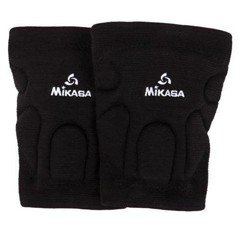 Mikasa Championship Knee Pads (Youth) - Black - Ohio Fitness Garage - Olympia -Knee Pads Equipment