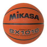 Mikasa Intermediate BX1010 Rubber Basketball - Ohio Fitness Garage - Olympia -Rubber Basketballs Equipment