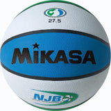 Mikasa NJB Rubber Basketball - Junior Size - Ohio Fitness Garage - Olympia -Rubber Basketballs Equipment