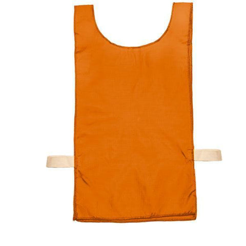 Nylon Plain Pinnies - Orange - Ohio Fitness Garage - Olympia -Nylon Pinnies Equipment
