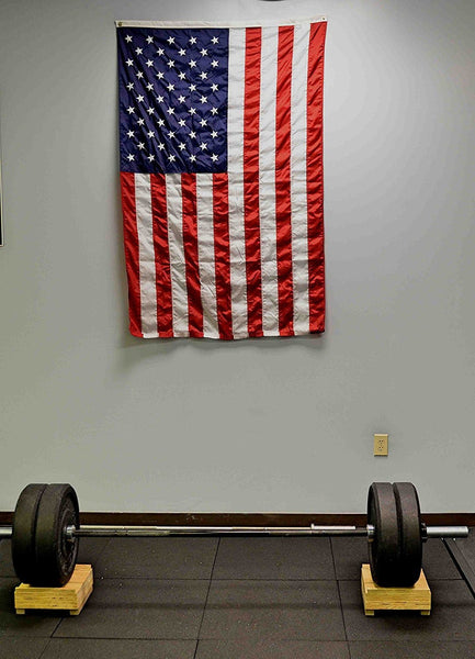 Ohio Fitness Garage Deadlift Jack Platform Laminated Wooden Pulling Block Stand For Overlanding Your Lift to Increase Strength (11x11x4 inch) Sports Ohio Fitness Garage bench press deadlift deadlift bar deadlift blocks deadlift platform deadlift ramp deadlift stand deadlift wedge jerk blocks olympic collar powerlifting row handle squat rack weight plates $197.78 Ohio Fitness Garage