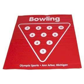 Pin Placement Pad - Ohio Fitness Garage - Olympia -Bowling Accessories Equipment