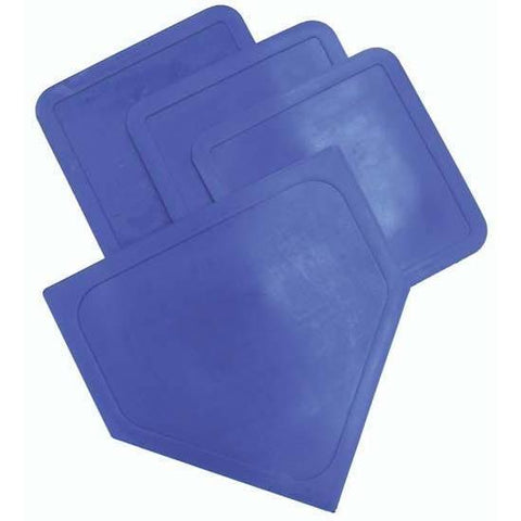 Poly Baseball Bases - Blue - Ohio Fitness Garage - Olympia -Poly Bases - In 7 Colors Equipment