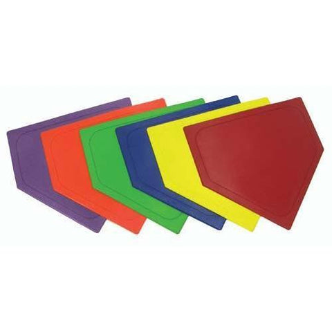 Poly Home Bases - Set of 6 - Ohio Fitness Garage - Olympia -Poly Bases - In 7 Colors Equipment