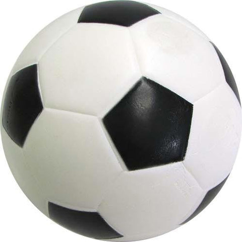 Poof Soccer Ball - Ohio Fitness Garage - Olympia -High Density, Coated Foam Balls - Poof Brand Equipment